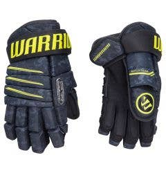 Warrior Alpha QX SE Camo Junior Hockey Gloves