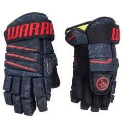Warrior Alpha QX SE Camo Senior Hockey Gloves
