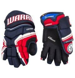 Warrior Covert QR Edge Junior Hockey Gloves