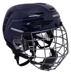 Warrior Alpha One Hockey Helmet Combo