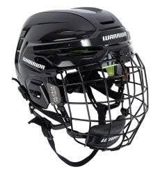Warrior Alpha One Youth Hockey Helmet Combo