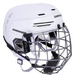 Warrior Alpha Pro Hockey Helmet Combo