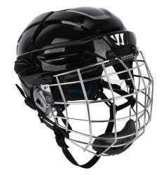 Warrior Covert PX+ Hockey Helmet Combo
