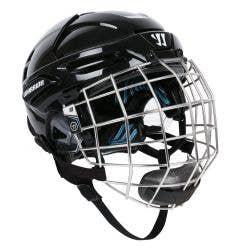 Warrior Krown LTE Hockey Helmet Combo