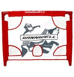Winnwell 28in. Collapisble Mini Net & Stick Set