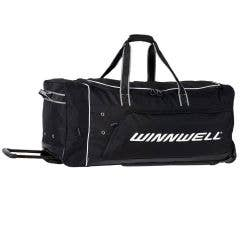 Winnwell Premium Junior Wheeled Hockey Equipment Bag w/ Telescopic Handle