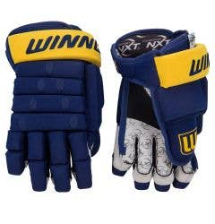 Winnwell Classic 4-Roll Junior Hockey Gloves