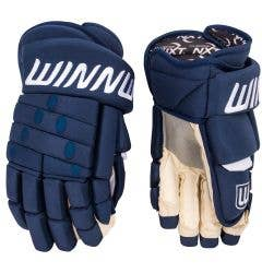 Winnwell Classic Pro 4-Roll Senior Hockey Gloves