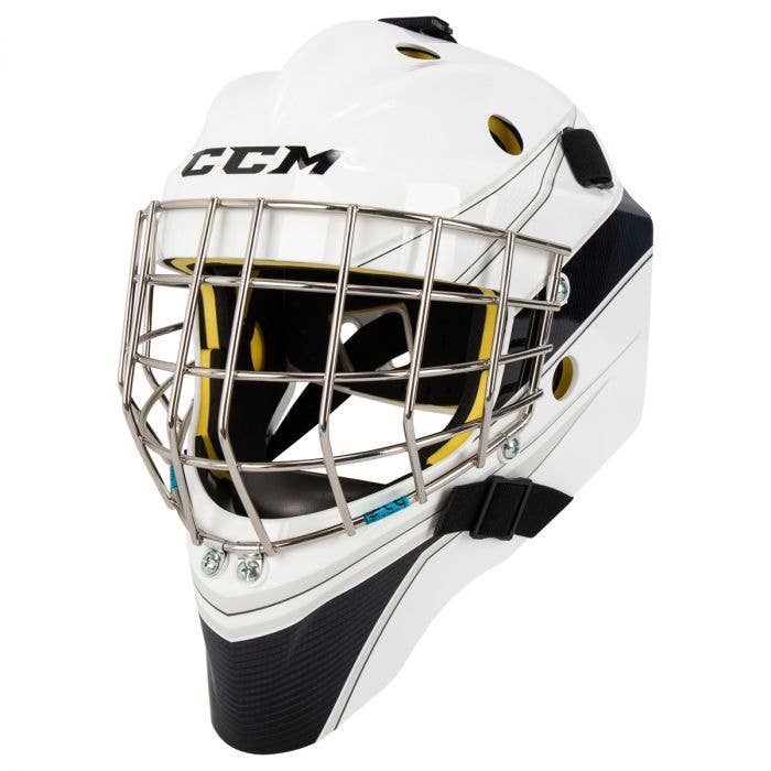 CCM Axis A1.5 Certified Straight Bar Goalie Mask - Team