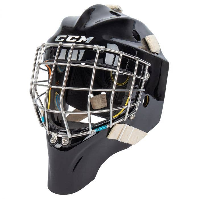 CCM Axis Pro Certified Straight Bar Goalie Mask