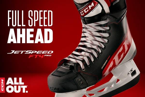 CCM JetSpeed FT4 Pro Ice Hockey Skates