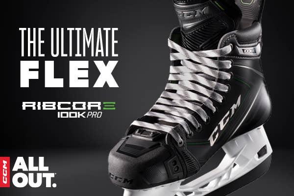 CCM RibCor 100K Pro Hockey Skates