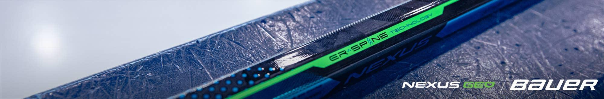 Bauer Nexus Geo Hockey Sticks