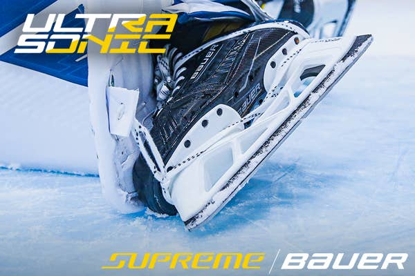 Bauer Supreme UltraSonic Goalie Skates