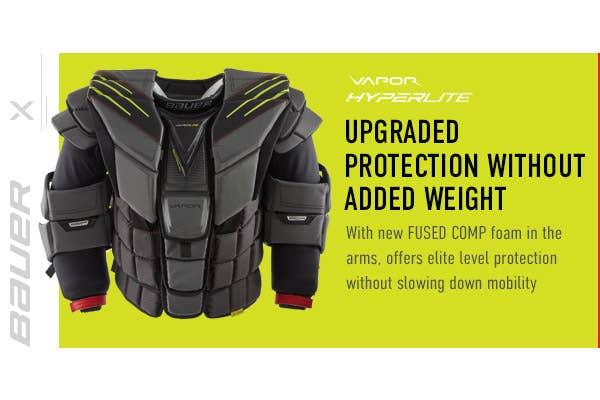 Bauer Vapor HyperLite Pro Goalie Chest & Arm Protector