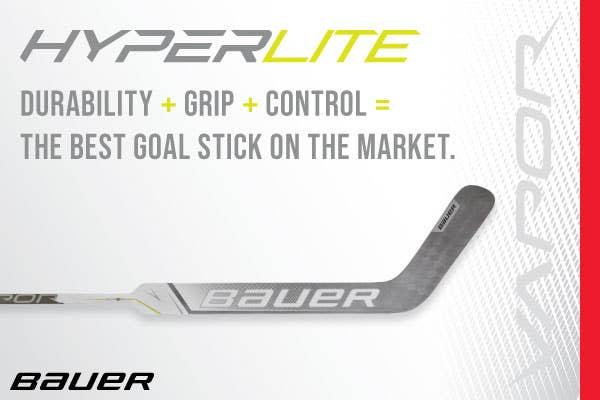 Bauer Vapor HyperLite Goalie Sticks