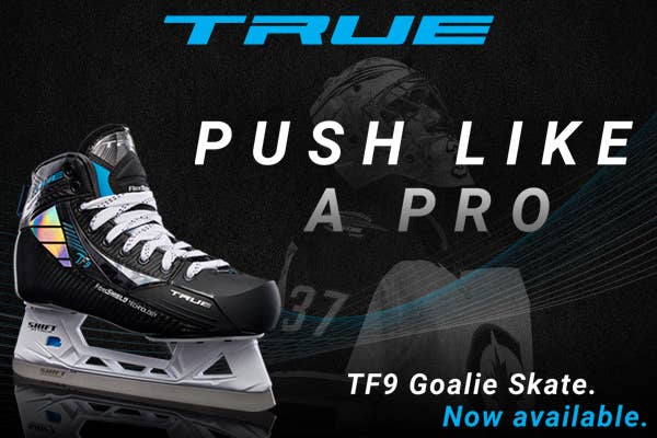 True TF9 Goalie Skates