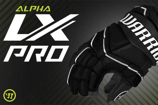 Warrior Alpha LX Hockey Gloves