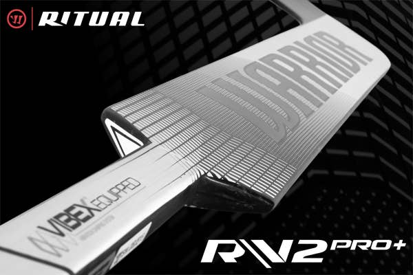 Warrior Ritual V2 Goalie Sticks